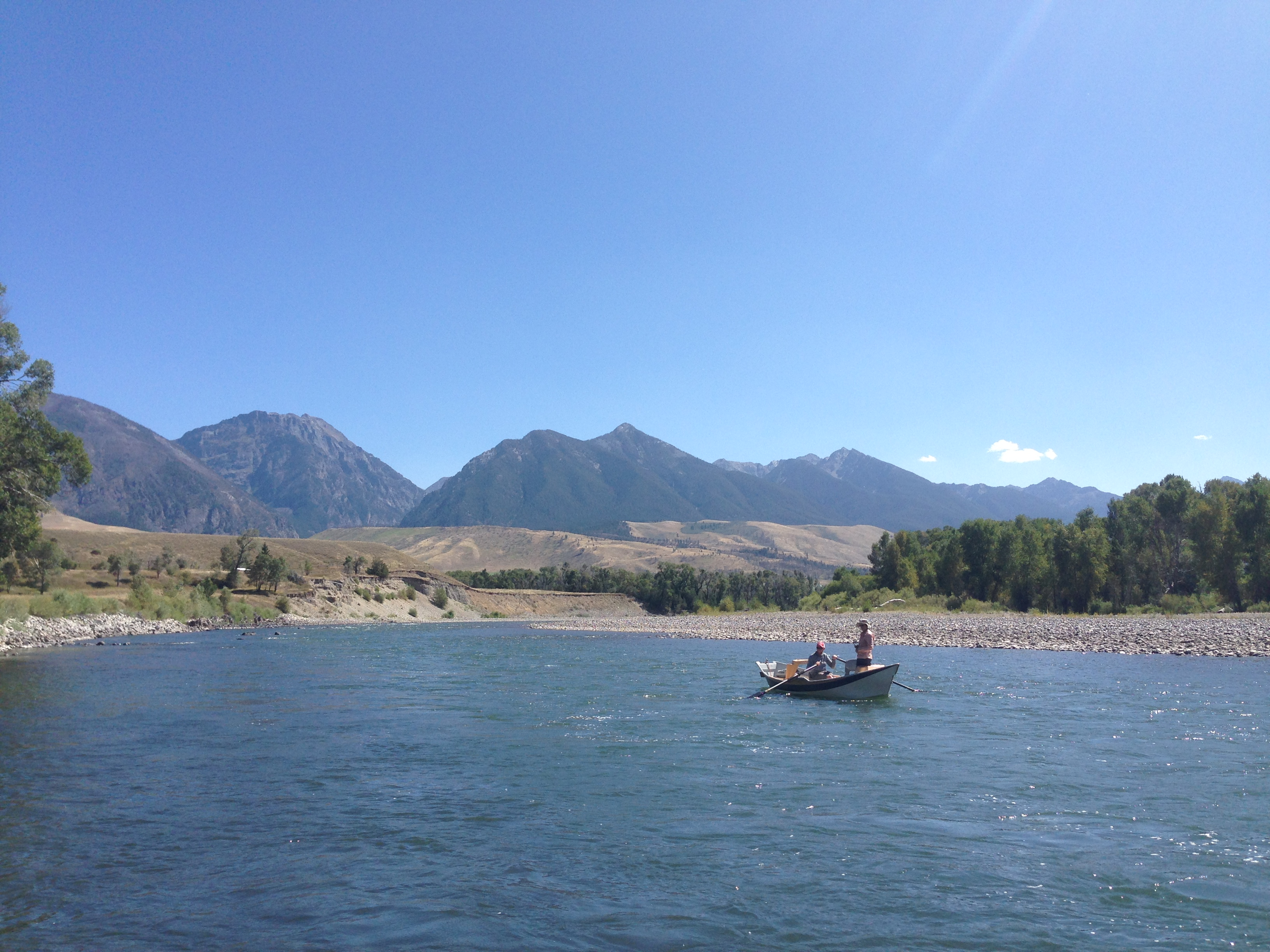Yellowstone River | Trout On The Fly